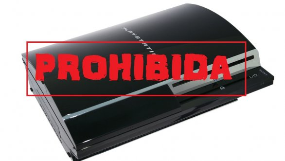 Las aduanas europeas confiscan las PS3 de Sony