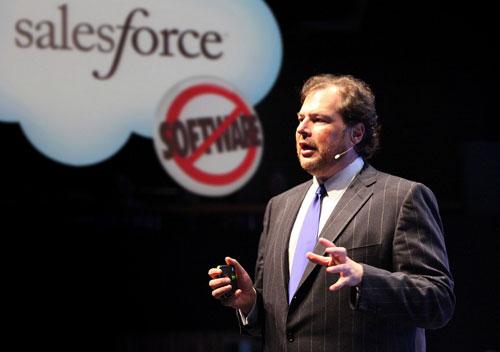 Salesforce compra Radian6 por 326 millones de dólares