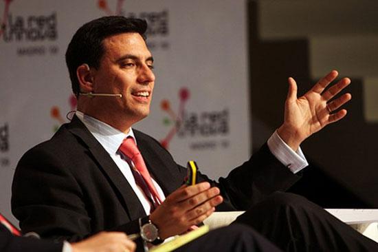Sebastián Muriel, ex director de Red.es, podría fichar por Tuenti