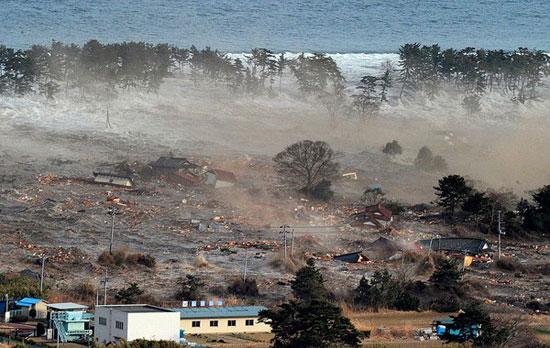 Tsunami Japón