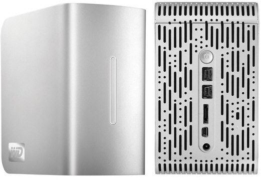 WD My Book Studio Edition II con 6 TB
