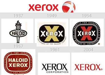 Marcas Xerox