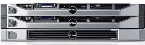 Almacenamiento Dell PowerVault-NX3500