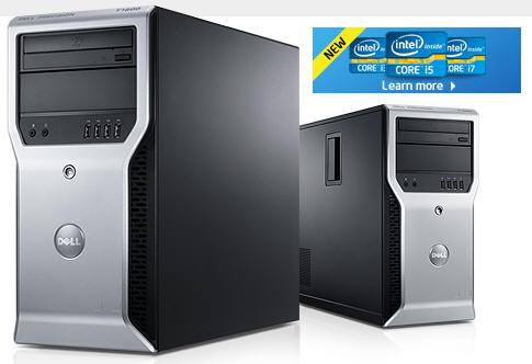 Dell Precision T1600 a la venta