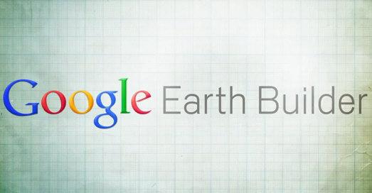 Google Earth Builder, geolocalización en nube para empresas