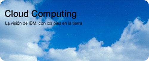IBM prevé facturar 7.000 millones de dólares en cloud computing en 2015