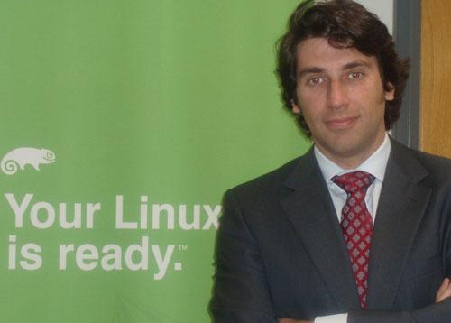 Juan Zamora, de Novell