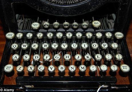 ¿Se acerca el final para la máquina de escribir?