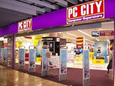 PC City cierra las 34 tiendas españolas