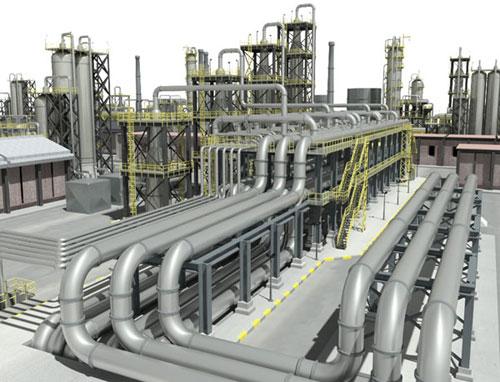Autodesk plantas industriales