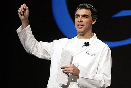 ¿A qué se enfrenta Larry Page?
