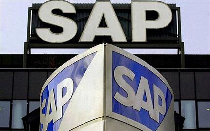 Los ingresos de SAP por software se doblan en el primer trimestre de 2011