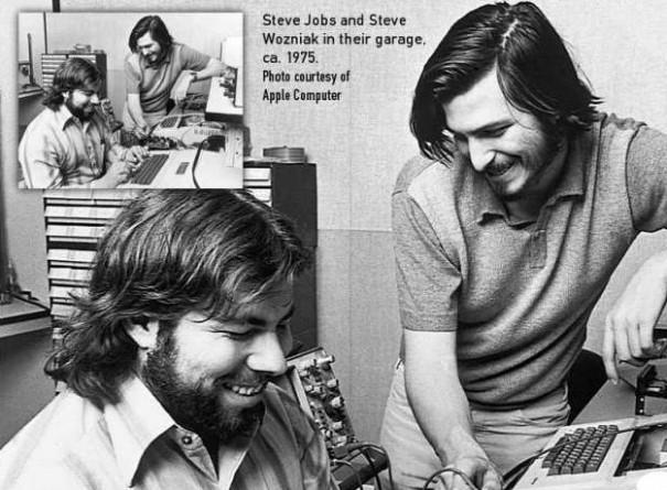 Steve Wozniak podría volver a Apple, ¿para sustituir a Jobs?