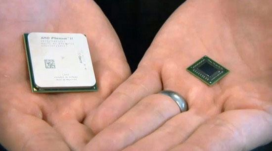 Las AMD APU Fusion 'Llano', a la venta
