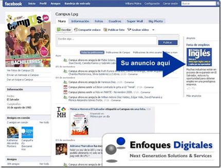 face publi ¿Para qué usan Facebook las empresas españolas?