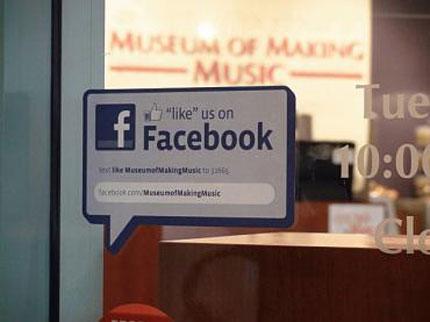 ¿Para qué usan Facebook las empresas españolas?