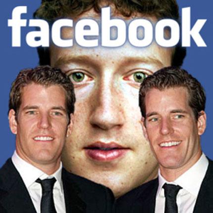 Facebook gana a los gemelos Winklevoss