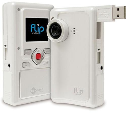 Cisco cerrará la división de videocámaras Flip