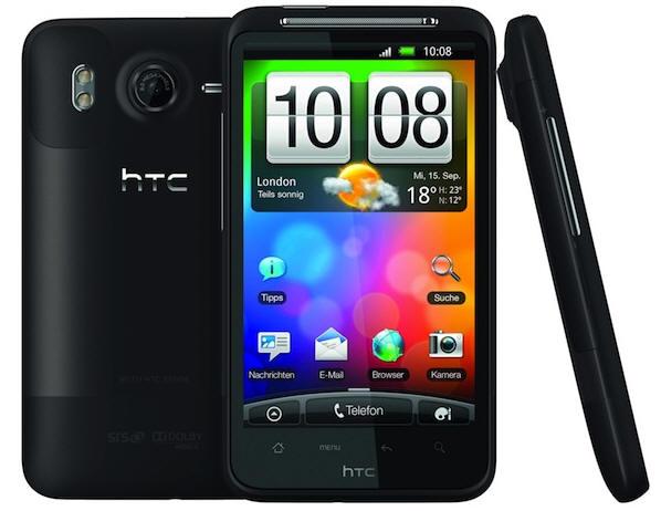 HTC supera a Nokia en capitalización de mercado