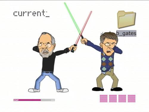 Las diferencias entre usuarios de Mac y usuarios de PC