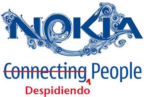 Nokia despedirá a 4.000 empleados y transferirá 3.000 a Accenture