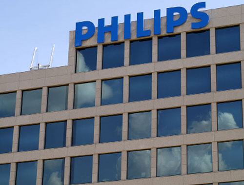 Philips reduce sus beneficios netos