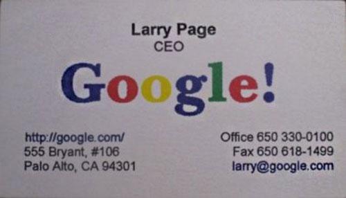 La tensa relación entre Larry Page y Wall Street