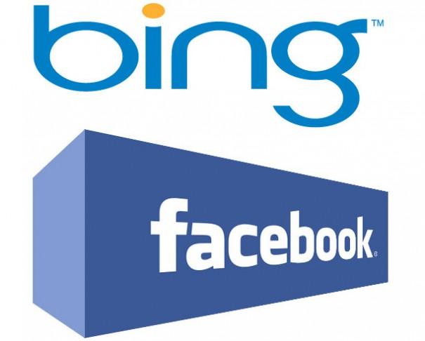Microsoft Bing, buscador más social de la mano de Facebook