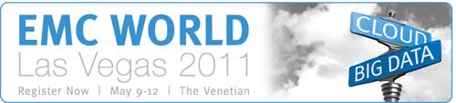 EMC World 2011 arranca el 9 de mayo