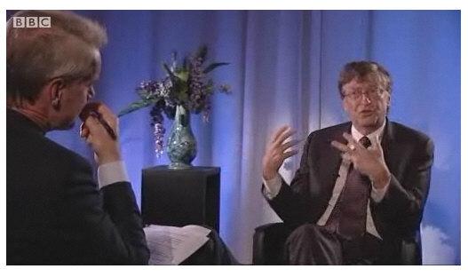 Bill Gates promovió la compra de Skype