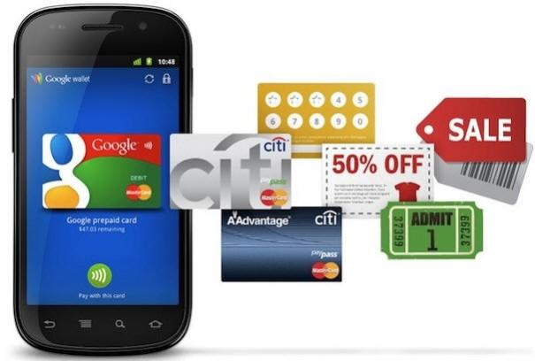 Google presenta el sistema de pagos por móvil Google Wallet