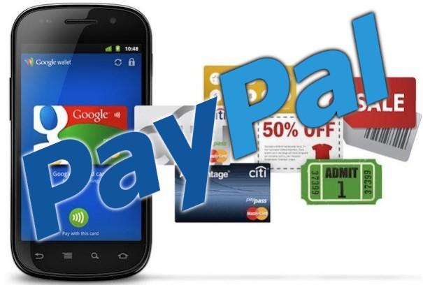 PayPal demanda a Google por Google Wallet
