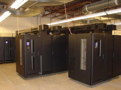 IBM TS3500s