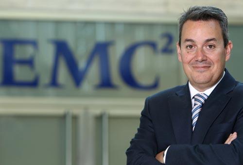 Joaquín Potel, nuevo director comercial de Grandes Cuentas de EMC España