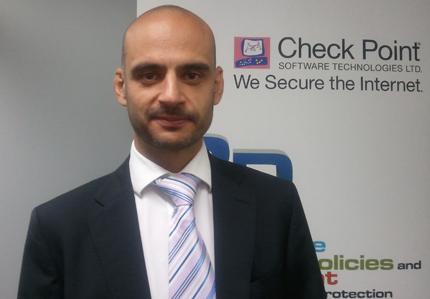 José María Cayuela, nuevo ejecutivo de Grandes Cuentas de Check Point en Iberia