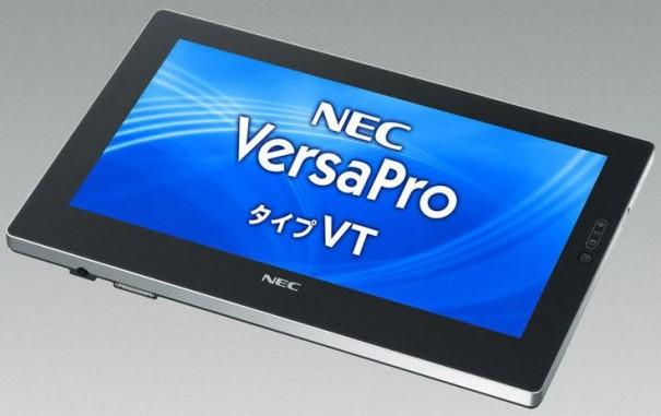 NEC presenta el VersaPro VT, un tablet corporativo
