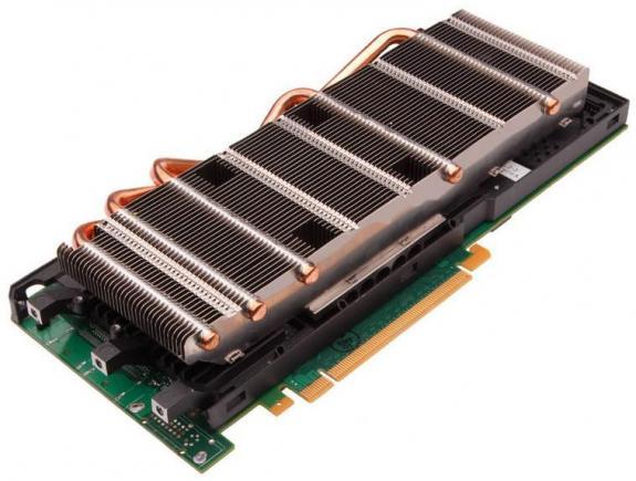 La NVIDIA Tesla M2090 bate récords en computación científica