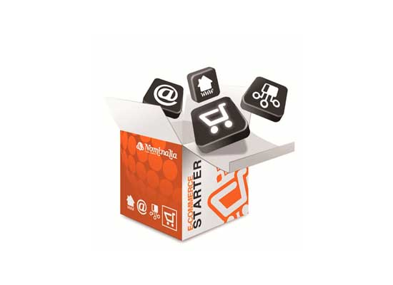 Nominalia E-Commerce, una solución sencilla para vender en Internet