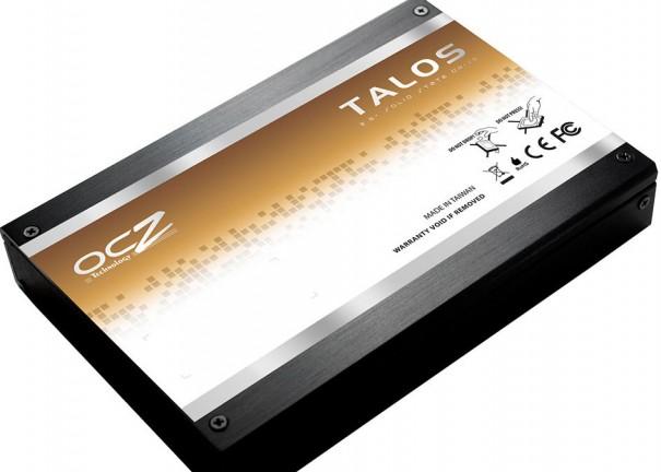 OCZ presenta Talos, SSD empresarial