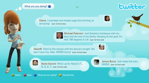 Twitter en 2009