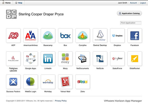 VMware Horizon App Manager