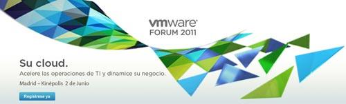 VMware Madrid Forum 2011, el próximo 2 de junio
