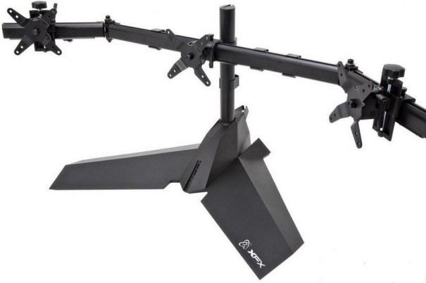 Soporte para triple monitor de XFX