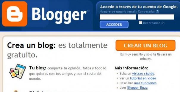 ¿Qué ha pasado con el Blogger de Google?