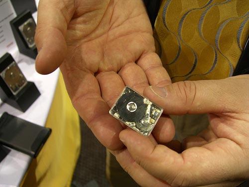 La UE investiga un posible monopolio en el sector de discos duros