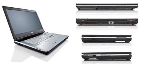 Fujitsu CELSIUS H910 y H710
