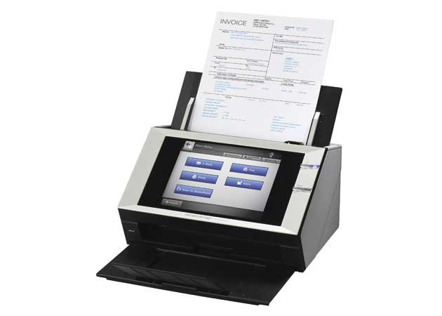 Fujitsu ScanSnap N1800, escáner profesional en red
