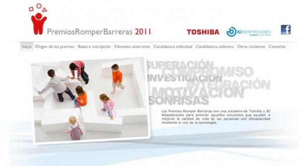 Premios RomperBarreras 2011