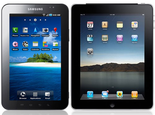 Samsung exige ver el iPad 3 y el iPhone 5