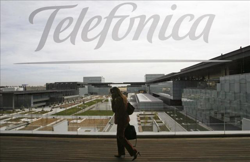 Telefónica busca la anulación de una multa millonaria